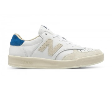 New balance chaussures pour hommes 300 leather lifestyle plaster blanc CRT300-021