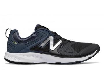New balance chaussures pour hommes 777v2 entraînement noir et gris MX777-185