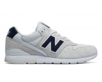 New balance chaussures pour hommes 996 revlite lifestyle aviator et blanc et gris MRL996-081