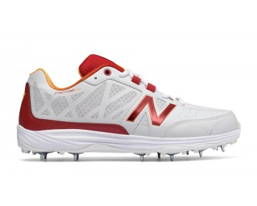 New balance chaussures pour hommes 10 minimus cricket rouge CK10RD2-145