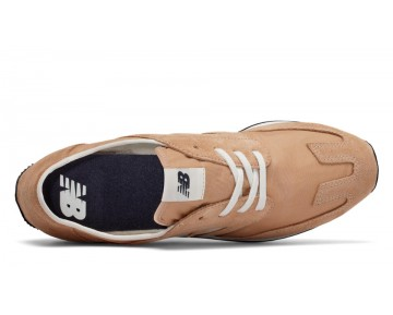 New balance chaussures unisex 320 70s running angora et tan et blanc U320-019