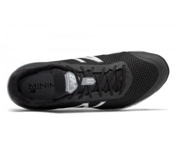 New balance chaussures pour hommes minimus 40 baskets noir MX40-144