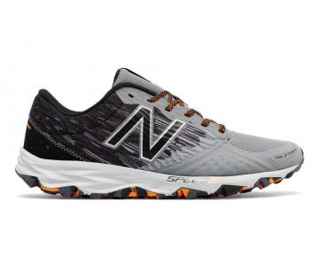 New balance chaussures pour hommes 690v2 entraînement gunmetal et noir et plasma MT690-177