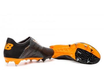 New balance chaussures pour hommes furon pro sg football noir et orange MSFURS-135