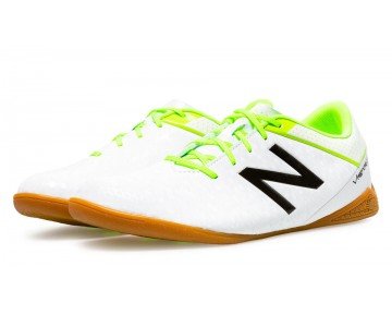 New balance chaussures pour hommes visaro control in football blanc et toxic MSVRCI-252