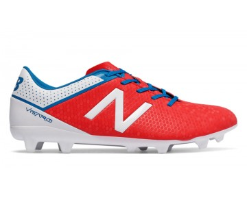 New balance chaussures pour hommes visaro control fg football atomic et blanc et barracuda MSVRCF-251