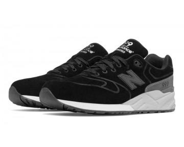 New balance chaussures unisex 999 re-engineered casual noir et gris MRL999-074