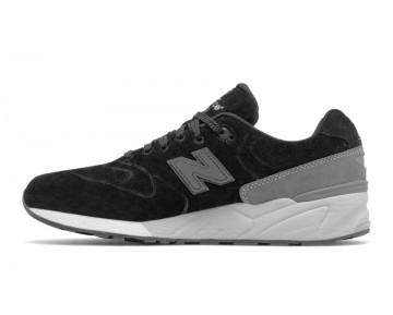 New balance chaussures unisex 999 re-engineered casual noir et gris MRL999-074