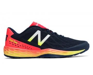 New balance chaussures pour hommes fresh foam 80v3 entraînement foncé gris et rose MX80-110
