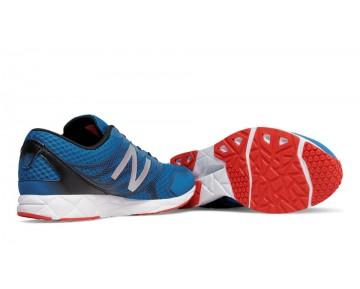 New balance chaussures pour hommes 590v5 running bleu et argent M590-166