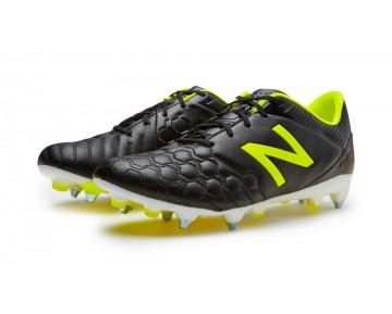 New balance chaussures pour hommes visaro k-lite sg football noir et blanc et firefly MSVRKS-255