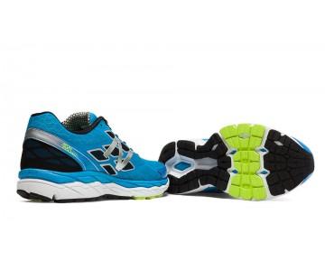 New balance chaussures pour hommes 880v5 course brillant bleu et noir M880-193