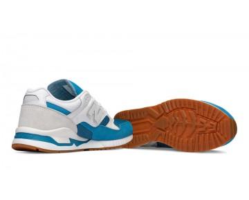 New balance chaussures pour hommes 530 classic teal et blanc M530-038