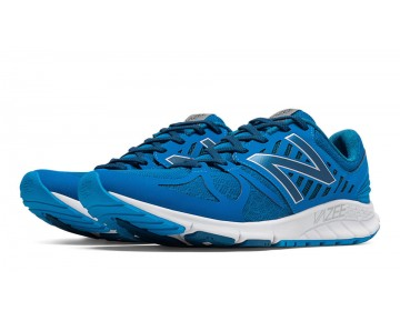 New balance chaussures pour hommes vazee rush course bleu et blanc MRUSH-228