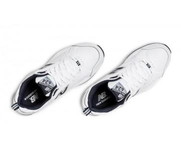 New balance chaussures pour hommes 624v4 noir MX624-172