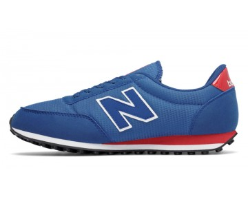 New balance chaussures unisex 410 70s running marine et orange et bleu U410-023