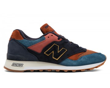 New balance chaussures pour hommes 577 yard lifestyle marine et bleu et multi color M577-055