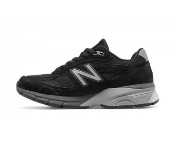 New balance chaussures unisex 990v4 running noir et argent W990-086