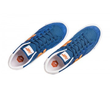 New balance chaussures unisex pro court 212 lifestyle royal bleu et orange et blanc NM212-088