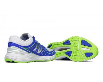 New balance chaussures pour hommes vazee breathe cushioning pacific et blanc et argent MBREAH-217