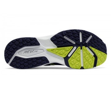 New balance chaussures pour hommes vazee quick entraînement electric bleu et foncé denim MXQIK-226