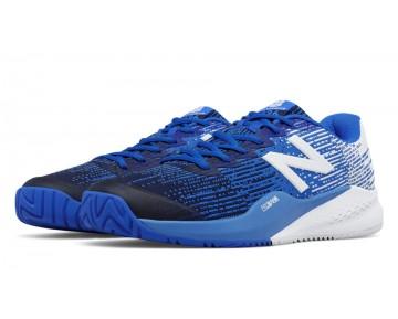 New balance chaussures pour hommes 996v3 tennis lake bleu et pigment MC996-203