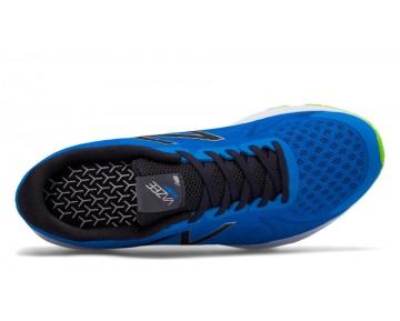 New balance chaussures pour hommes vazee rush v2 running electric bleu et hi-lite MRUSH-231