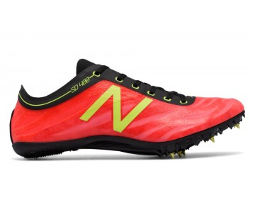 New balance chaussures pour hommes sd400v3 spike course brillant cerise et firefly MSD400-212