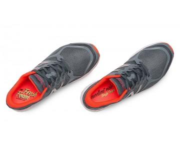 New balance chaussures pour hommes fresh foam zante course gris et flame M1980-121