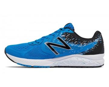 New balance chaussures pour hommes vazee prism running electric bleu et noir MPRSM-224