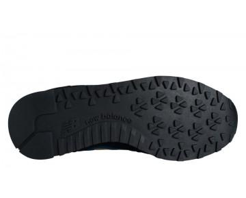 New balance chaussures unisex 430 lifestyle noir et bleu et jaune U430-084