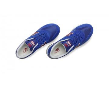 New balance chaussures pour hommes 580 elite edition bleu et rouge MRT580-059