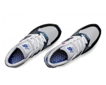 New balance chaussures pour hommes 530 vazee lifestyle blanc et lumière gris et teal MVL530-040
